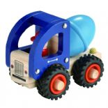 Magni wooden cement mixer